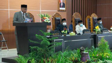 Rapat Pertanggungjawaban APBD 2020 Kabupaten Lombok Timur