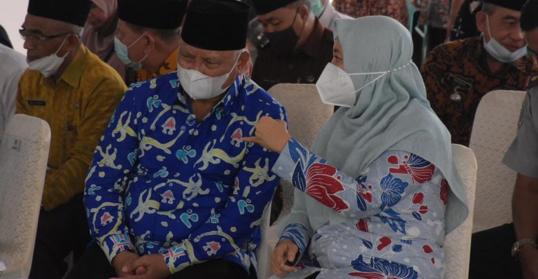 Wagub Bangga, 100 Persen di Lotim sudah menjadi Posyandu Keluarga