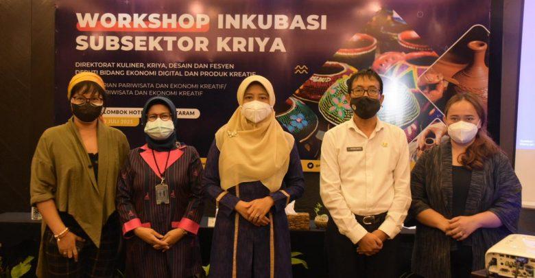 Ketua Dekranasda, Upayakan Update Trend Bagi Pengerajin Kriya NTB