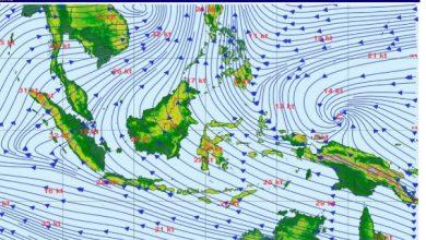 Suhu yang Lebih Dingin dan Kecepatan Angin di NTB Meningkat