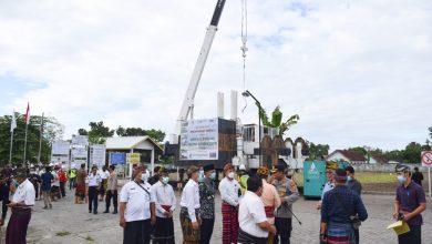 Pembangunan Mother and Child Center RSUD dr. R. Soedjono Selong
