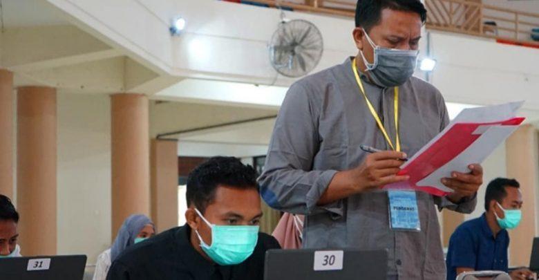 Unram, 7.637 Peserta Mengikuti Tes Jalur Mandiri