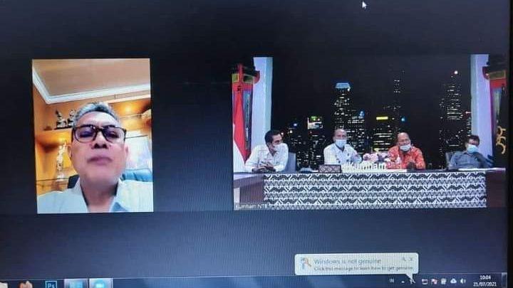 Kemenkumham NTB Siap Menerima Aduan Masyarakat melalui Virtual