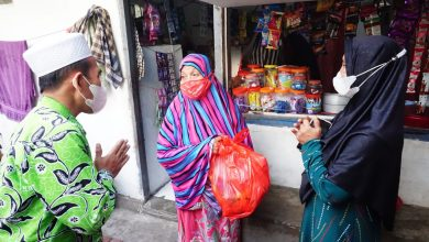 NWDI Kota Mataram Bagikan 2.000 Paket Daging Qurban