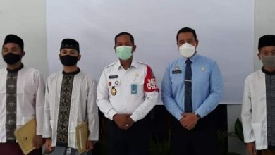 Remisi Khusus 20 Anak Binaan LPKA Loteng di Hari Anak Nasional
