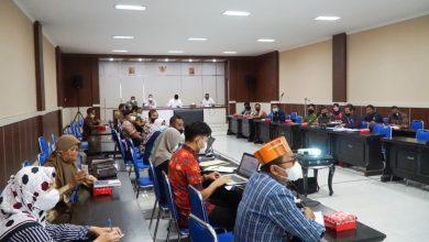 Bupati Lotim Gelar Presentasi Hasil Tim Verifikasi e-Warong