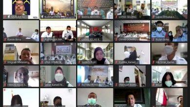 Kemenkumham NTB Sosialisasikan Pedoman Bagi Pegawai Negeri Sipil