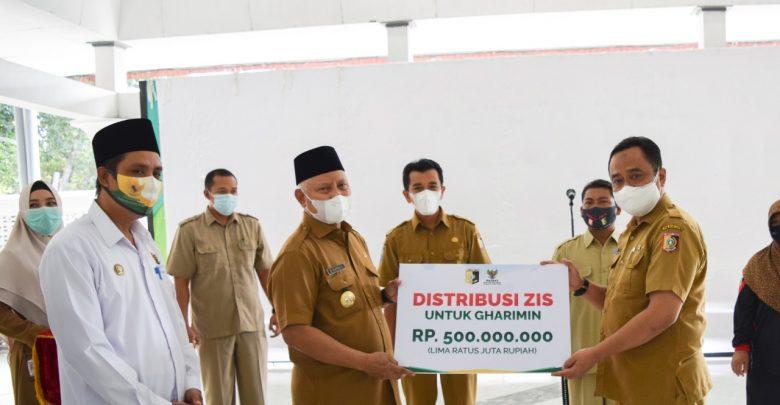 Penyerahan ZIS dari Gaji ke-13 ASN Kabupaten Lombok Timur