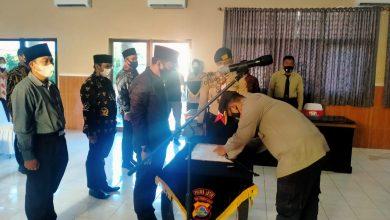 Pengukuhan Pengurus Komunitas Purna Saka Bhayangkara Lotim
