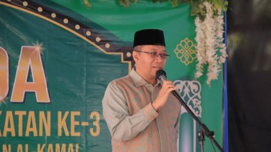 Gubernur Hadiri Wisuda Tahfizh Qur'an Al Kamal Dusun Murbaya