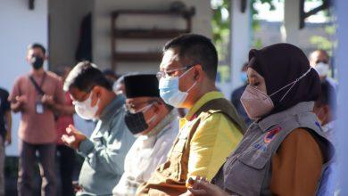 Gubernur NTB, Launching JPS Gotong Royong PPKM NTB