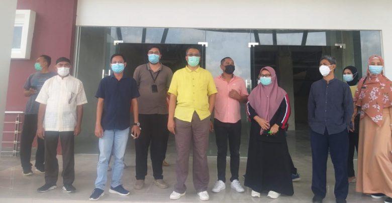 Gubernur NTB Tinjau Rumah Sakit International Mandalika di Loteng