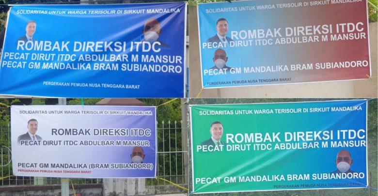 Solidaritas atas Warga Terisolasi di KEK Mandalika belum Reda