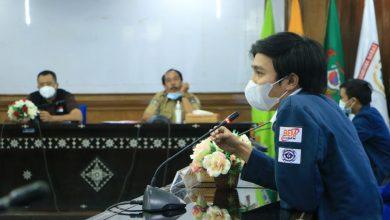 BEM dan OKP NTB Siap Kolaborasi Bersama Tangani Pandemi