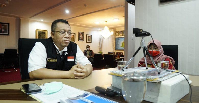 "Gubernur Dukung Penyusunan Buku ""Citra Daerah Sumbawa Dalam Arsip"""