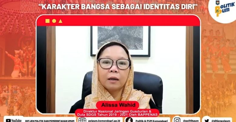 Alissa Wahid Ajak Kepala Daerah Miliki Paradigma Nasional