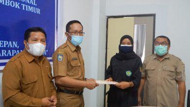 Peringatan Hari Anak Nasional Tahun 2021 di Kabupaten Lombok Timur