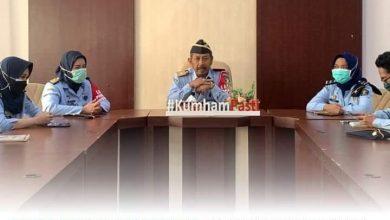 Rapat Kemenkumham NTB dalam Perkuat Performa Internal