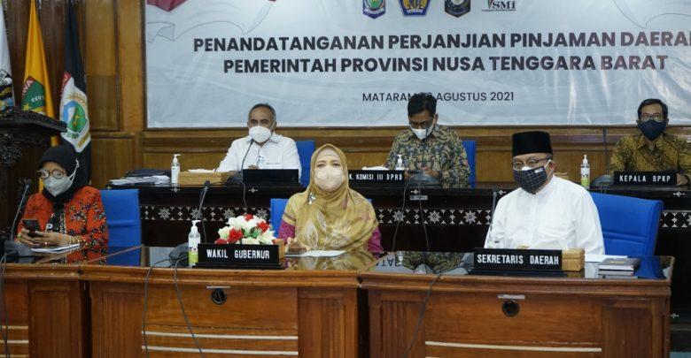 Selain Provinsi NTB dan NTT, Dua Kabupaten Meminjam Dana ke PT SMI