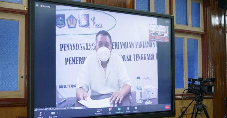 Gubernur NTB, Pinjaman Daerah Untuk Rumah Sakit dan Infrastruktur