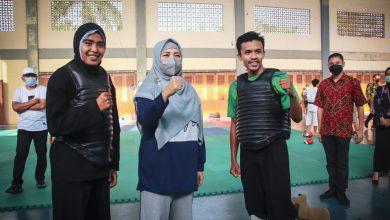 Wagub NTB Berikan Motivasi Kepada Atlet Jelang PON XX Papua 2021