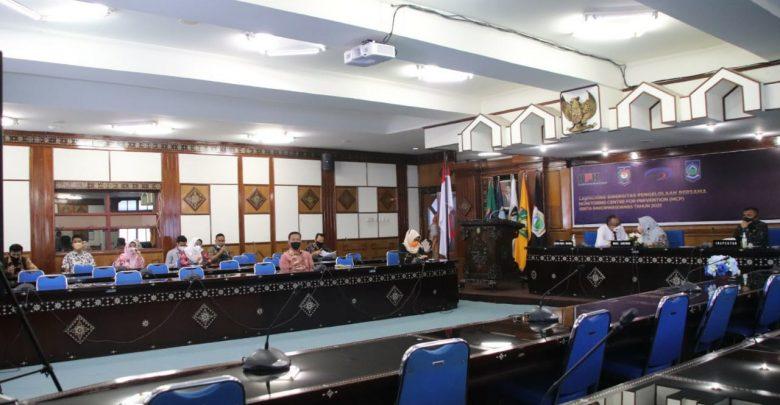 Wakil Gubermur Provinsi NTB Mengikuti Rakorwasdanas