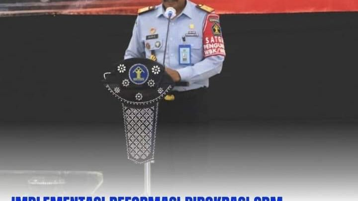 Penilaian Kopetensi Bagi Jabatan Administrasi oleh BPSDM Kemenkumham RI