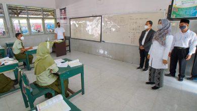 Wagub NTB, Sekolah Harus Menjadi Inspirasi Bagi Masyarakat Sekitar