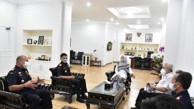 Kunjungan Silaturrahmi Direktorat Jenderal Bea dan Cukai Bali Nusra