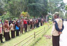 Kwarda Gerakan Pramuka NTB Dukung Desa Tetebatu Go International