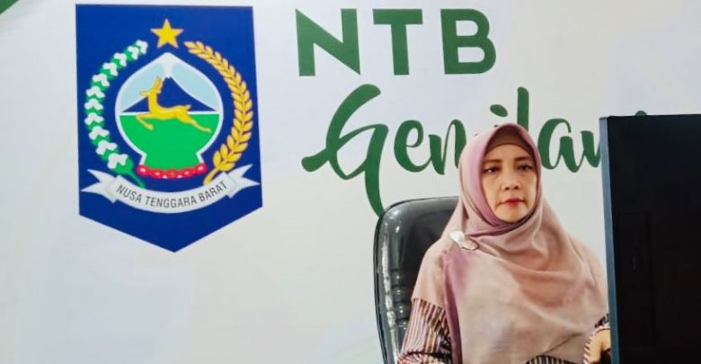 Wagub NTB, 2021 Kader Posyandu Harus 100% Tersertifikasi