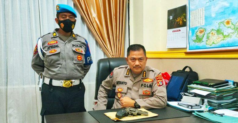 Polda NTB Tindak Tegas Oknum Polisi diduga bersama Penagih Hutang