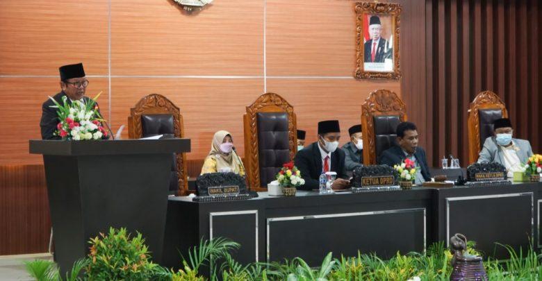 Gabungan Komisi DPRD Lotim Tetapkan Raperda dan Perda 2021