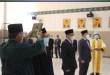 Pejabat Baru Di Lingkup Fakultas Tehnik Unram Dilantik