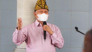 Bupati Lotim Minta DKP Agar Sosialisasikan Sorgum Pengganti Nasi