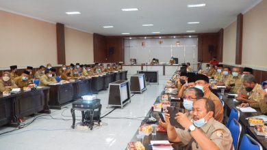 Serapan DAK Kabupaten Lombok Timur Terbaik di NTB