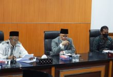 Rapat Koordinasi Tim Pengendalian Inflasi Daerah Lombok Timur