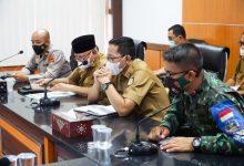 Bupati Lotim Gelar Rapat Koordinasi Program Sembako