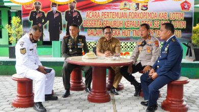 Pemkab Lombok Timur Dorong Pencapaian Vaksinasi